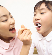 楽しく通えるムーミンの小児歯科