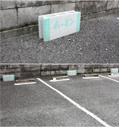 ムーミン歯科 駐車場